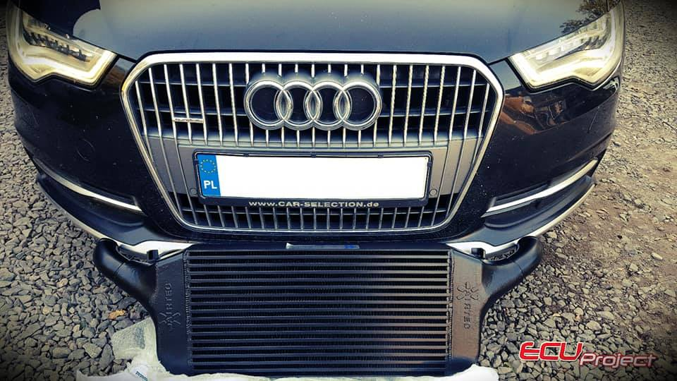 Audi A6 C7 3.0TDI Bitdi Remek Intercooler