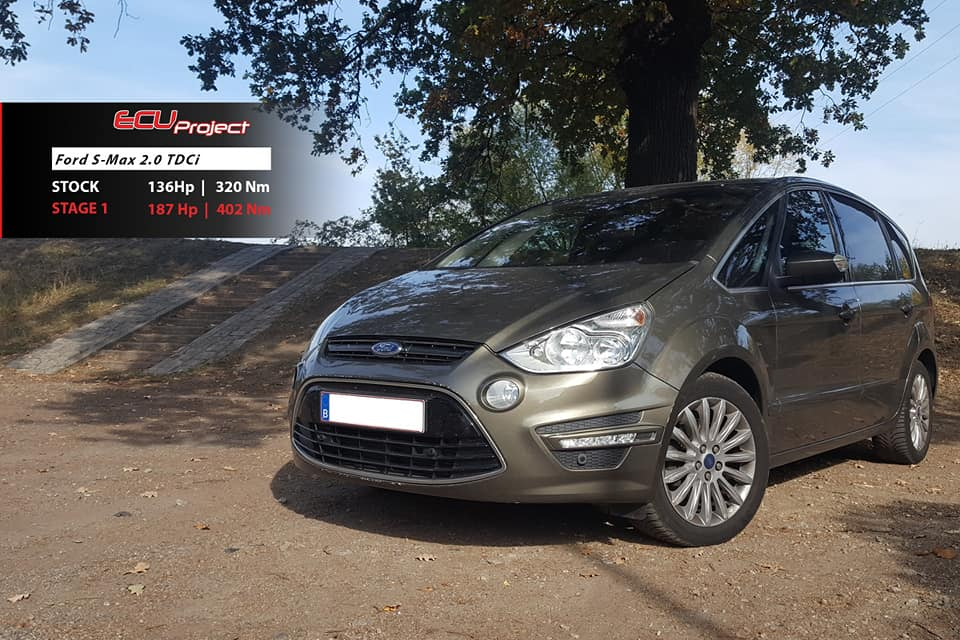 Ford S Max 2.0TDCI