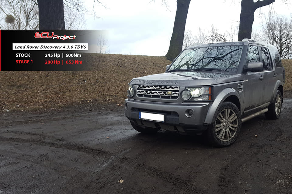 Land Rover Discovery 4 3.0 TDV6