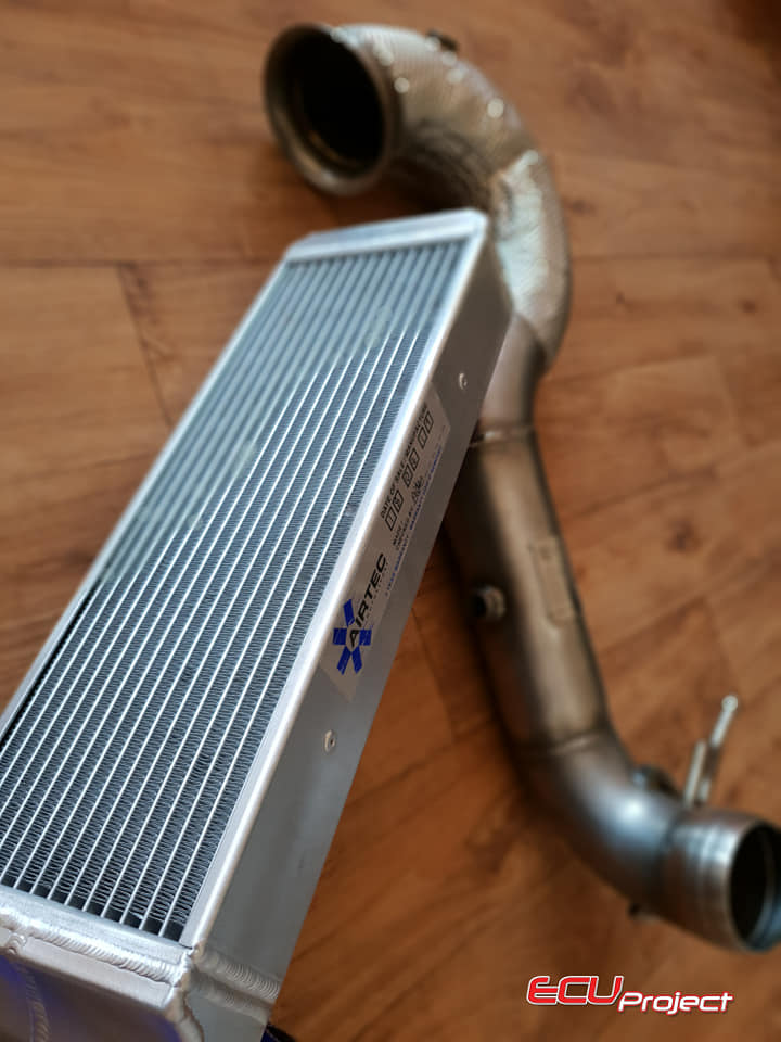 Mercedes C300 W205 Intercooler
